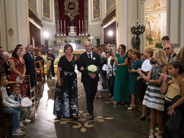 Il matrimonio di Lucia e Dario a Ragusa, Ragusa 27