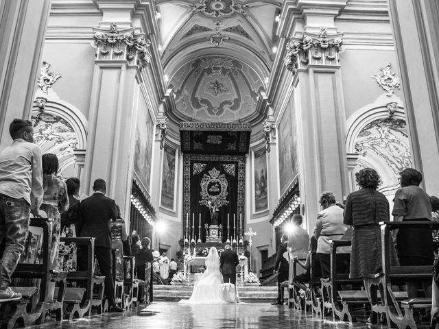 Il matrimonio di Lucia e Dario a Ragusa, Ragusa 28