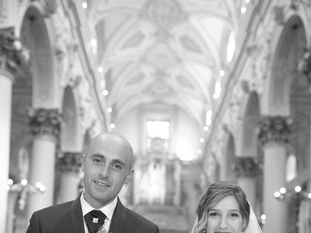 Il matrimonio di Lucia e Dario a Ragusa, Ragusa 30