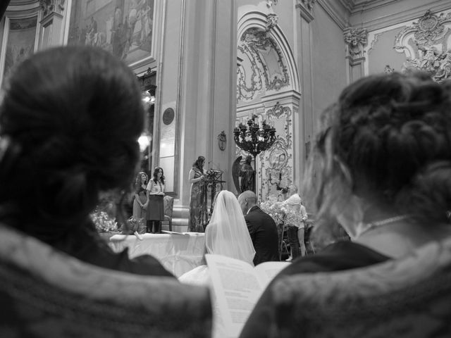 Il matrimonio di Lucia e Dario a Ragusa, Ragusa 32