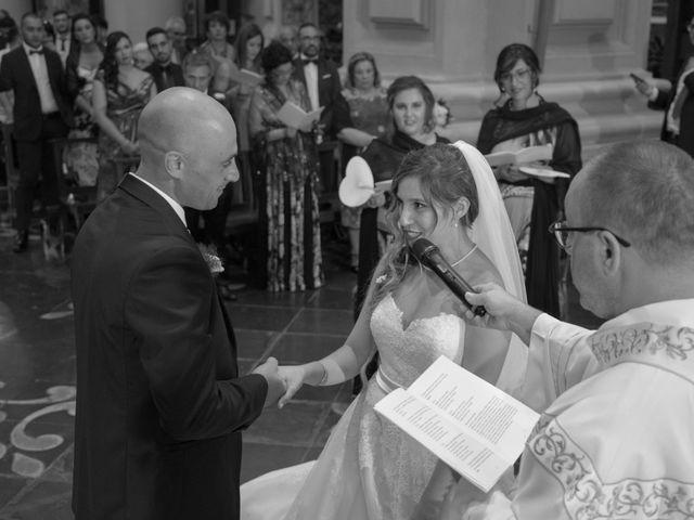 Il matrimonio di Lucia e Dario a Ragusa, Ragusa 33