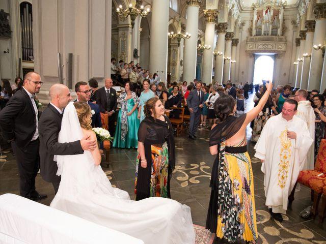 Il matrimonio di Lucia e Dario a Ragusa, Ragusa 37