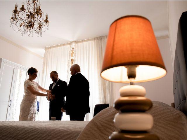 Il matrimonio di Corrado e Letizia a Marsala, Trapani 1
