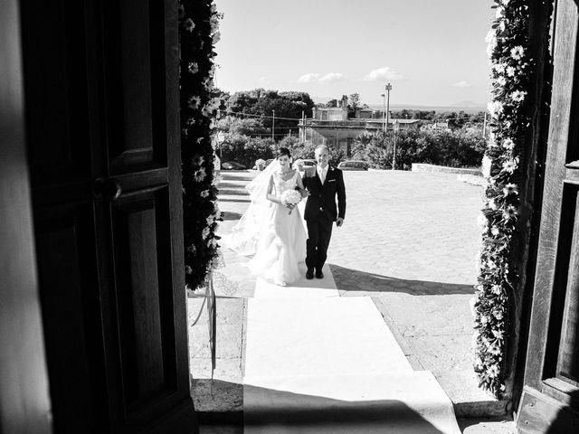 Il matrimonio di Corrado e Letizia a Marsala, Trapani 17