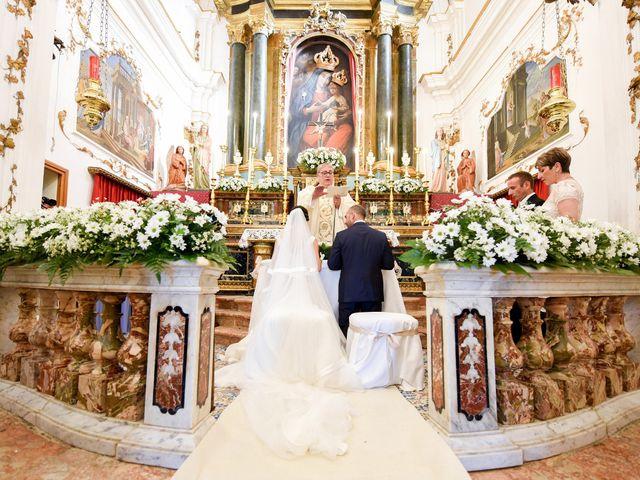Il matrimonio di Corrado e Letizia a Marsala, Trapani 19