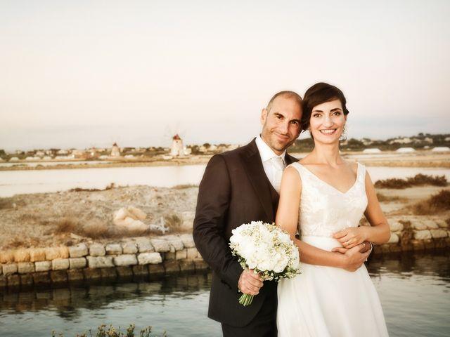 Il matrimonio di Corrado e Letizia a Marsala, Trapani 27
