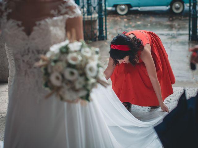 Il matrimonio di Simone e Francesca a Roma, Roma 31