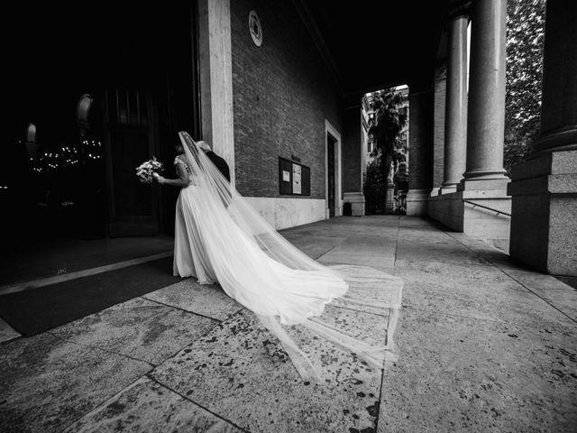 Il matrimonio di Simone e Francesca a Roma, Roma 32