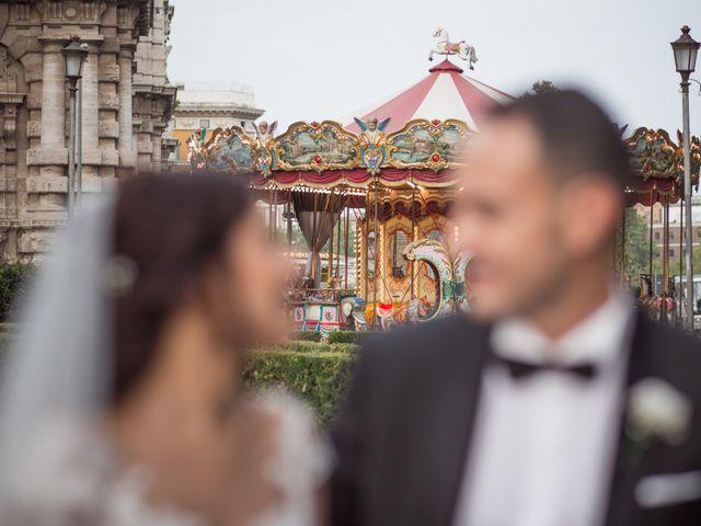 Il matrimonio di Simone e Francesca a Roma, Roma 44