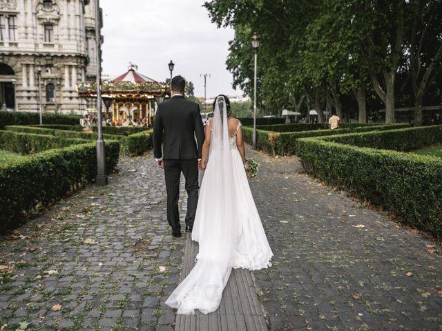 Il matrimonio di Simone e Francesca a Roma, Roma 45