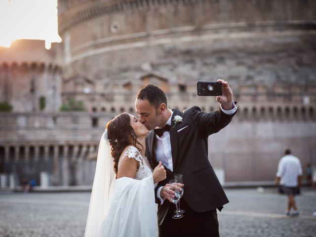 Il matrimonio di Simone e Francesca a Roma, Roma 47