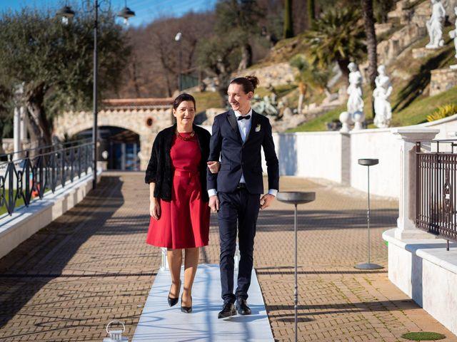 Il matrimonio di Angelo e Hila a Trescore Balneario, Bergamo 21