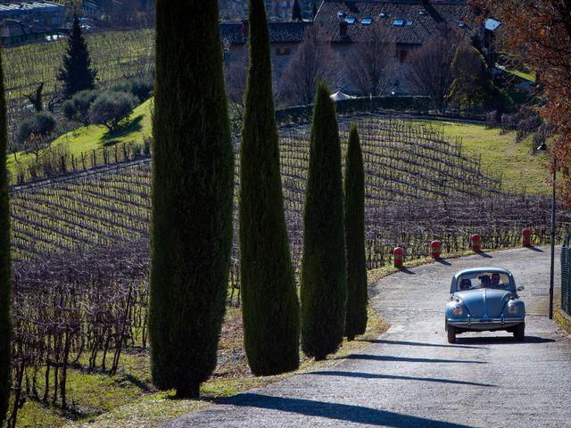 Il matrimonio di Angelo e Hila a Trescore Balneario, Bergamo 23