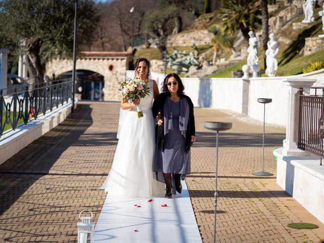 Il matrimonio di Angelo e Hila a Trescore Balneario, Bergamo 25