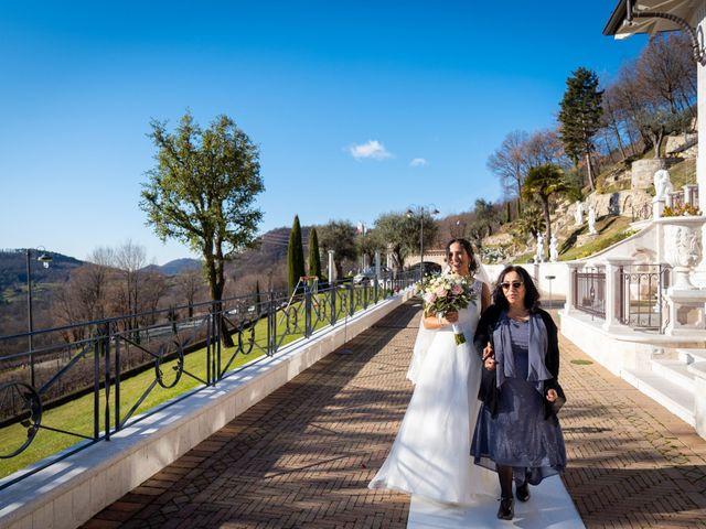 Il matrimonio di Angelo e Hila a Trescore Balneario, Bergamo 26