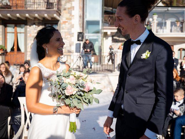 Il matrimonio di Angelo e Hila a Trescore Balneario, Bergamo 29