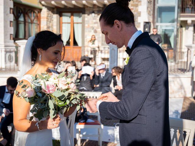 Il matrimonio di Angelo e Hila a Trescore Balneario, Bergamo 30
