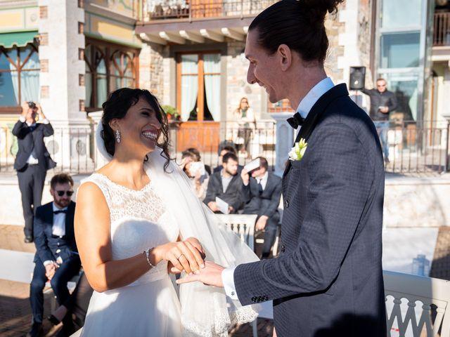 Il matrimonio di Angelo e Hila a Trescore Balneario, Bergamo 31