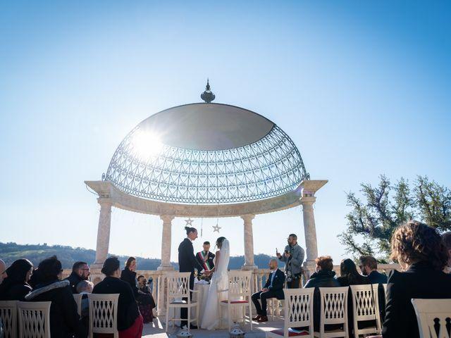 Il matrimonio di Angelo e Hila a Trescore Balneario, Bergamo 32