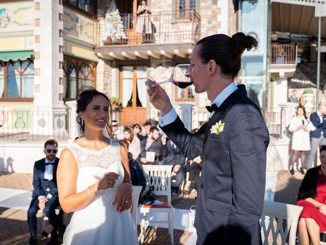 Il matrimonio di Angelo e Hila a Trescore Balneario, Bergamo 33