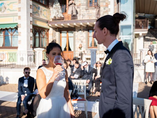 Il matrimonio di Angelo e Hila a Trescore Balneario, Bergamo 34