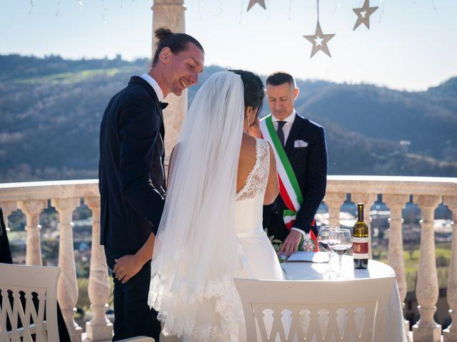 Il matrimonio di Angelo e Hila a Trescore Balneario, Bergamo 36