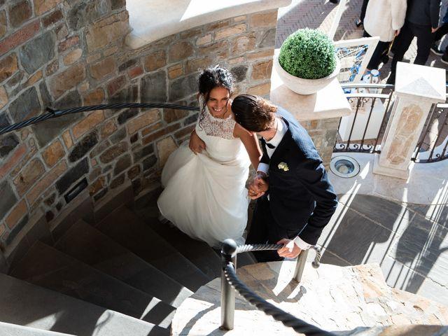 Il matrimonio di Angelo e Hila a Trescore Balneario, Bergamo 38
