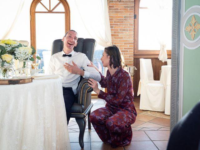 Il matrimonio di Angelo e Hila a Trescore Balneario, Bergamo 48