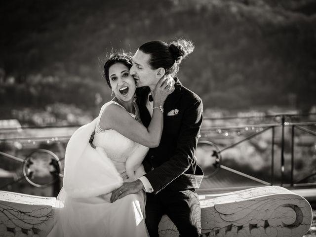 Il matrimonio di Angelo e Hila a Trescore Balneario, Bergamo 49