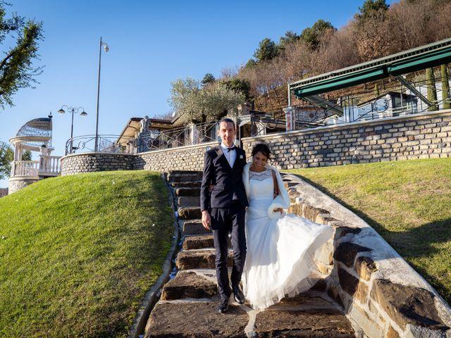 Il matrimonio di Angelo e Hila a Trescore Balneario, Bergamo 51