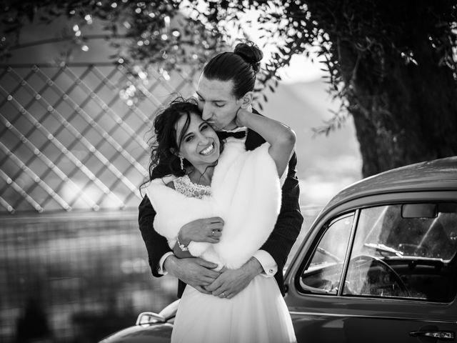 Il matrimonio di Angelo e Hila a Trescore Balneario, Bergamo 56