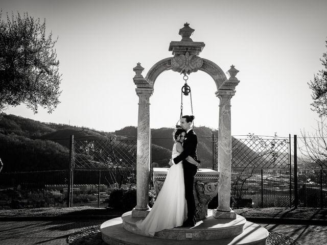 Il matrimonio di Angelo e Hila a Trescore Balneario, Bergamo 59