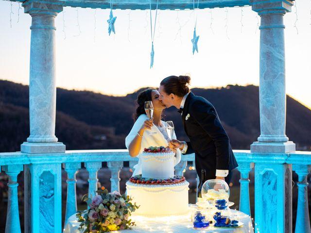 Il matrimonio di Angelo e Hila a Trescore Balneario, Bergamo 65