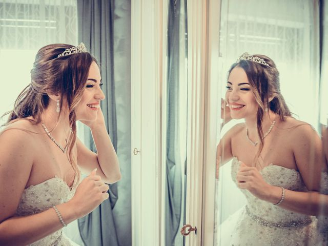 Il matrimonio di Moreno e Melissa a Orbassano, Torino 16