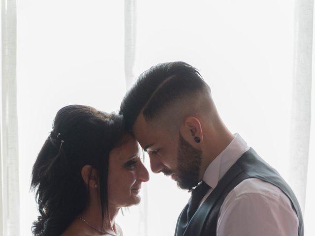 Il matrimonio di Moreno e Melissa a Orbassano, Torino 17