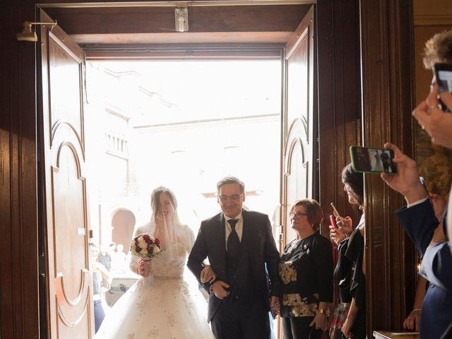 Il matrimonio di Moreno e Melissa a Orbassano, Torino 28