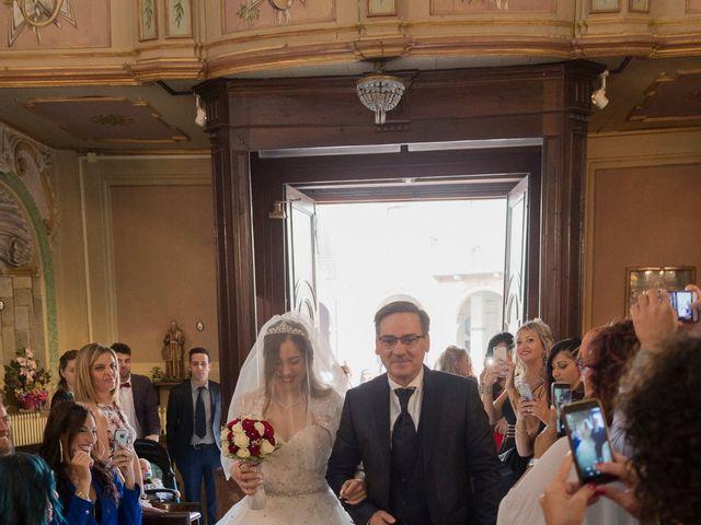 Il matrimonio di Moreno e Melissa a Orbassano, Torino 29