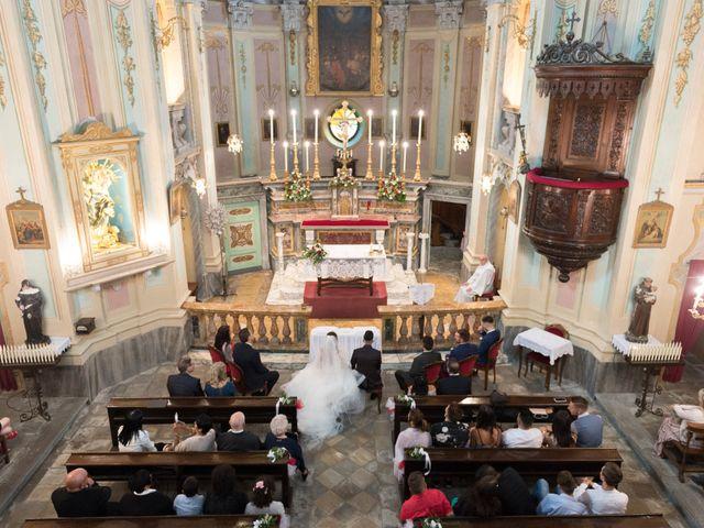 Il matrimonio di Moreno e Melissa a Orbassano, Torino 30