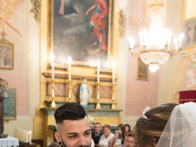 Il matrimonio di Moreno e Melissa a Orbassano, Torino 32
