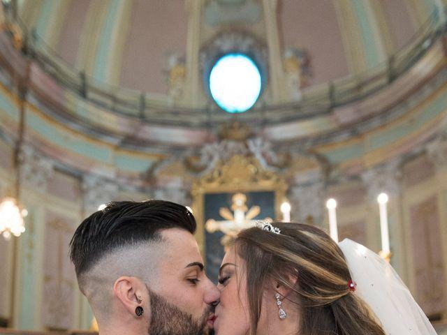 Il matrimonio di Moreno e Melissa a Orbassano, Torino 33