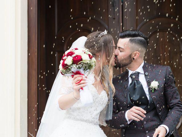 Il matrimonio di Moreno e Melissa a Orbassano, Torino 35