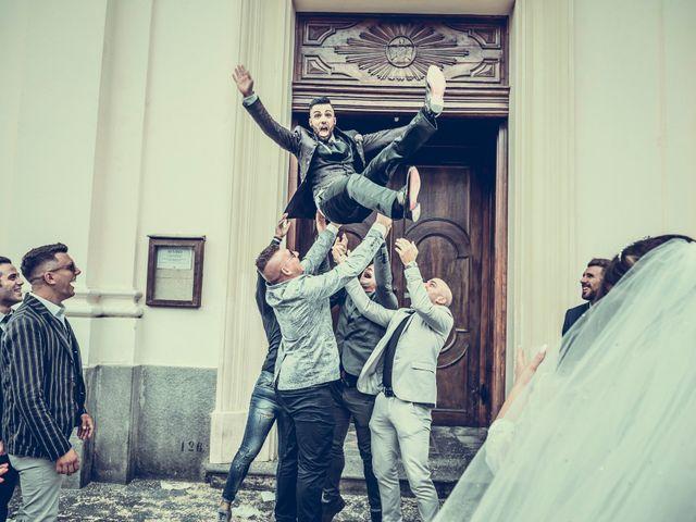 Il matrimonio di Moreno e Melissa a Orbassano, Torino 36