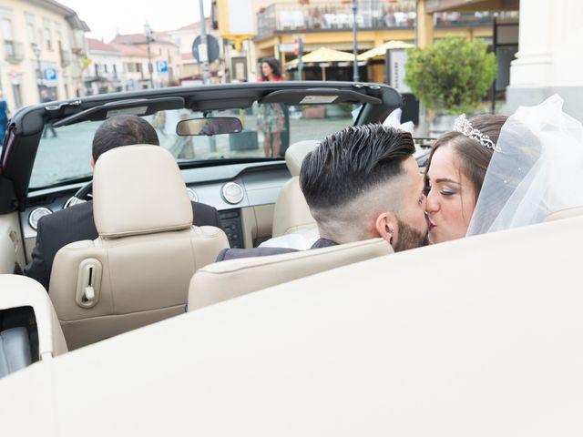 Il matrimonio di Moreno e Melissa a Orbassano, Torino 37