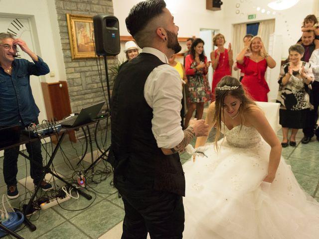 Il matrimonio di Moreno e Melissa a Orbassano, Torino 39