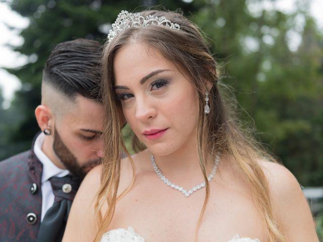 Il matrimonio di Moreno e Melissa a Orbassano, Torino 42