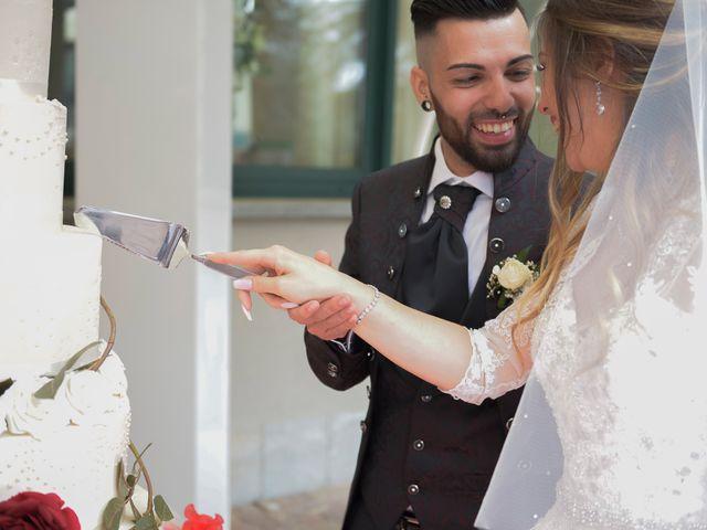 Il matrimonio di Moreno e Melissa a Orbassano, Torino 44