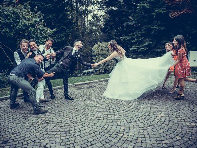 Il matrimonio di Moreno e Melissa a Orbassano, Torino 48