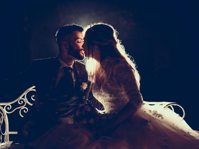 Le nozze di Melissa e Moreno