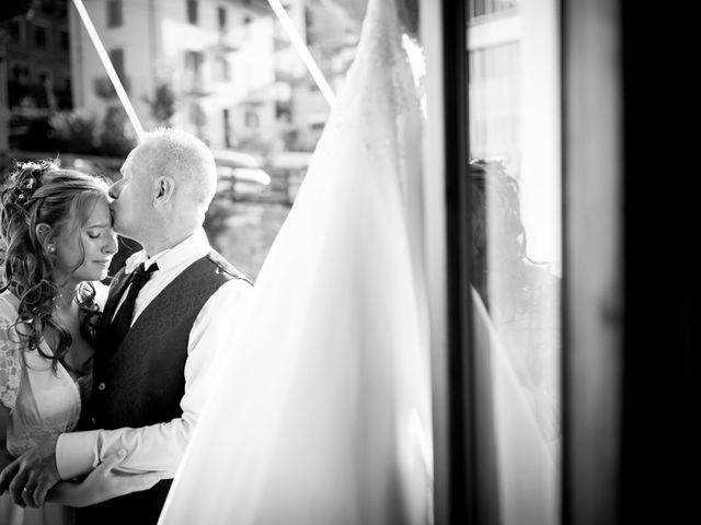 Il matrimonio di Luciano e Alessia a Ala di Stura, Torino 8