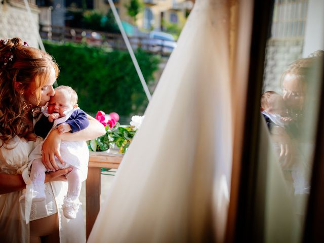 Il matrimonio di Luciano e Alessia a Ala di Stura, Torino 9